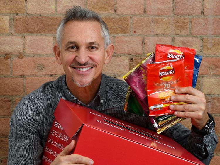 Walkers Launches First Crisp Packet Recycling Scheme In Response To Protests