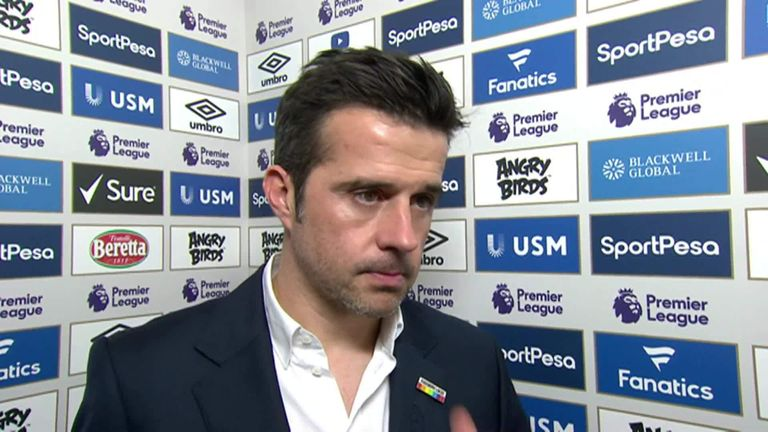 Marco Silva frustrated by Everton's 'slow' second half in Newcastle draw | Football News |