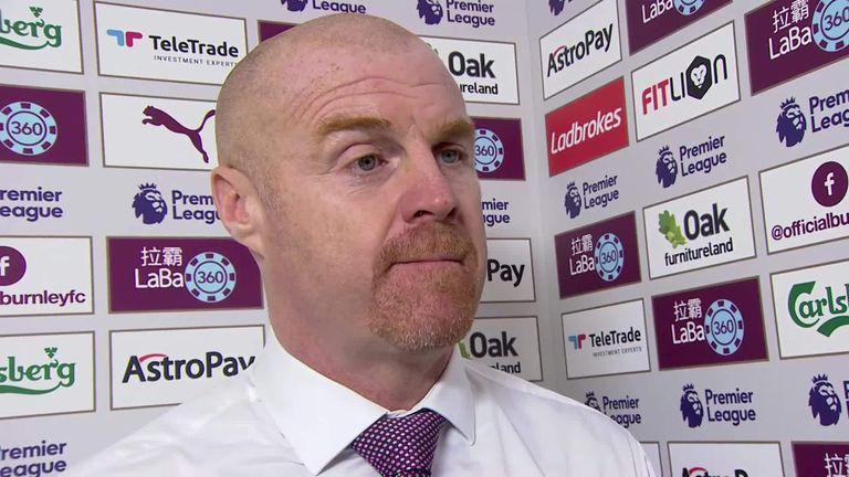Sean Dyche praises Burnley performance despite Liverpool defeat | Football News |