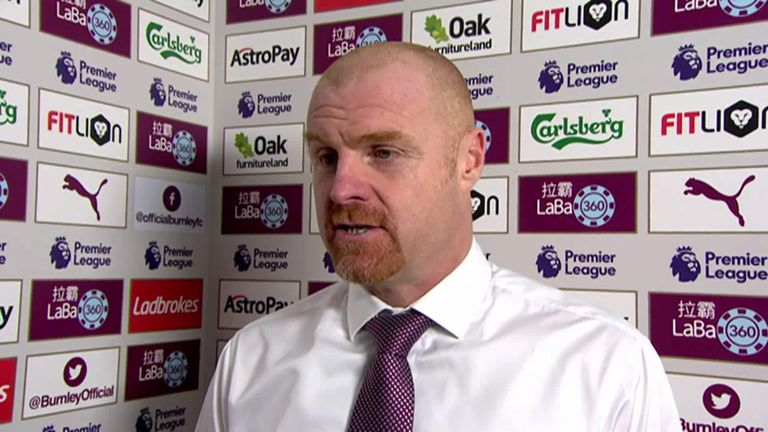 Sean Dyche says Burnley needed to get back to basics for win | Football News |