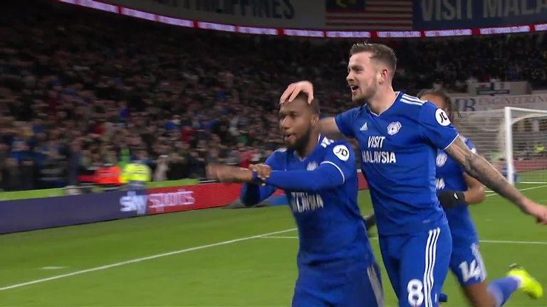 WATCH: Junior Hoilett's stunning winner as Cardiff beat Wolves | Football News |
