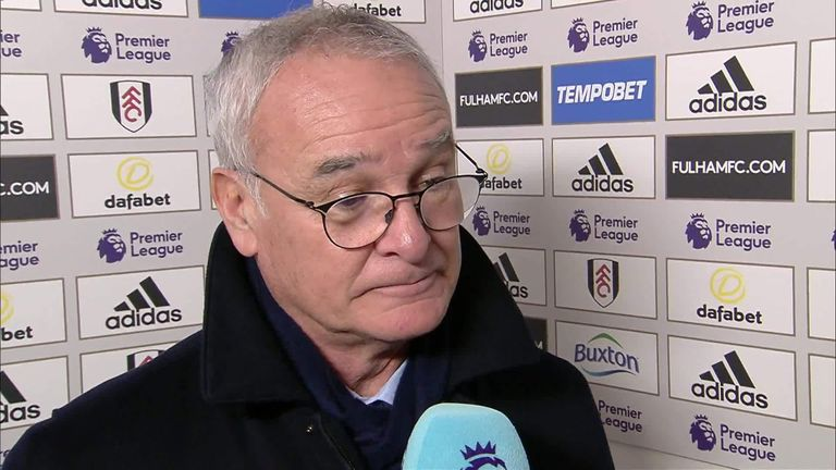 'I wanted to kill him': Ranieri rages at Kamara in penalty row