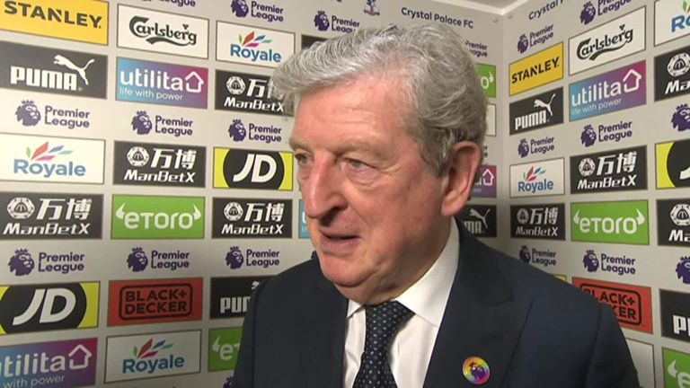 Crystal Palace must treat Premier League like a marathon, says Roy Hodgson | Football News |