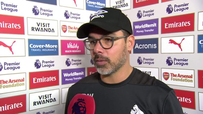 David Wagner excited for Huddersfield's next games after fighting display at Arsenal | Football News |