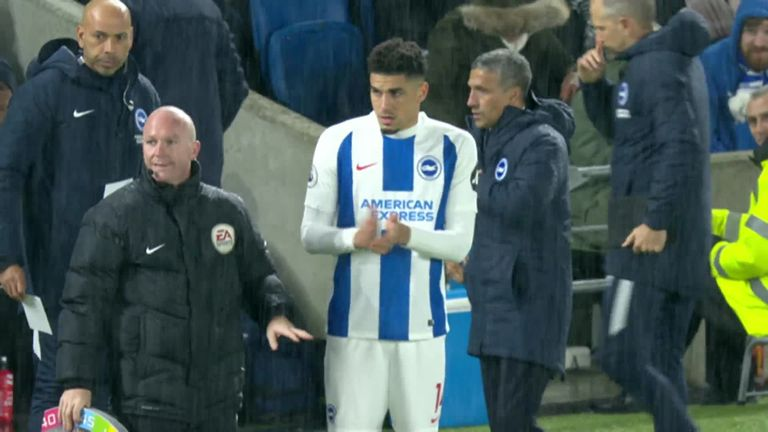 Leon Balogun scores after just 25 seconds for Brighton | Football News |