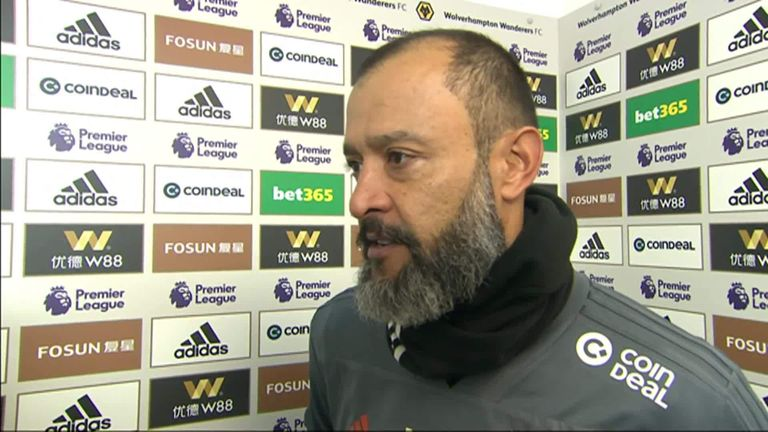 Wolves still have a long way to go after Chelsea win, says Nuno Espirito Santo | Football News |