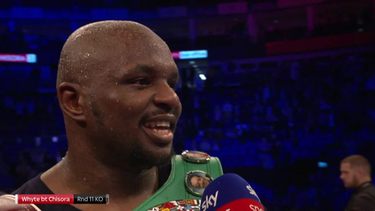 Dillian Whyte brutally honest about Anthony Joshua, Deontay Wilder and Tyson Fury | Boxing News |