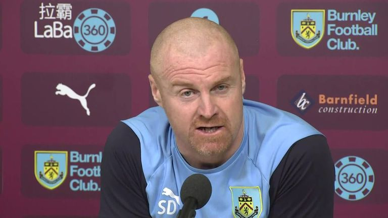 Sean Dyche defends Burnley's 'honest' challenges against Liverpool | Football News |