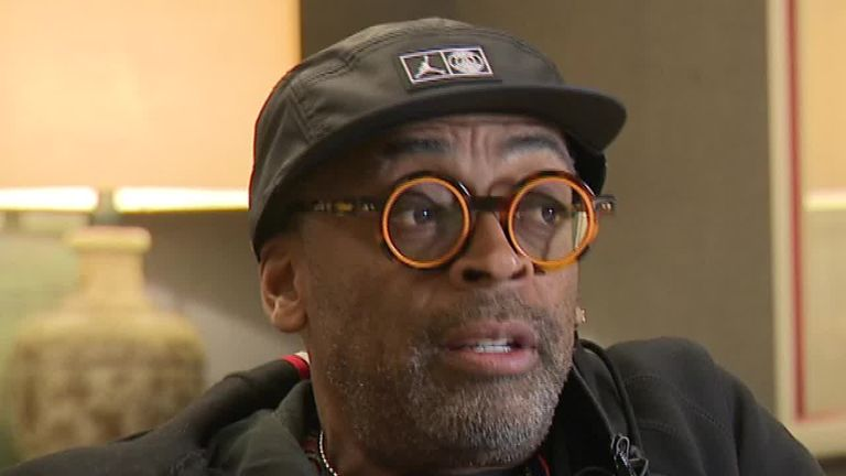 Spike Lee speaks about his failure to win awards in the film industry and the #OscarsSoWhite movement.