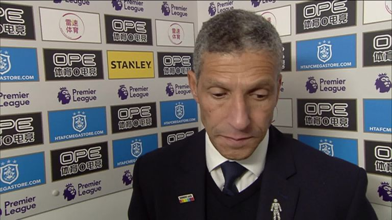 Chris Hughton hails Brighton comeback with rivals 'gathering momentum' | Football News |
