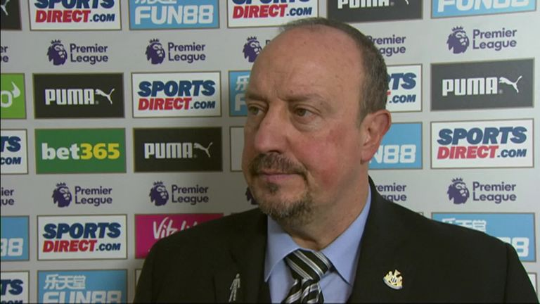 Rafael Benitez says West Ham quality told in win at Newcastle | Football News |