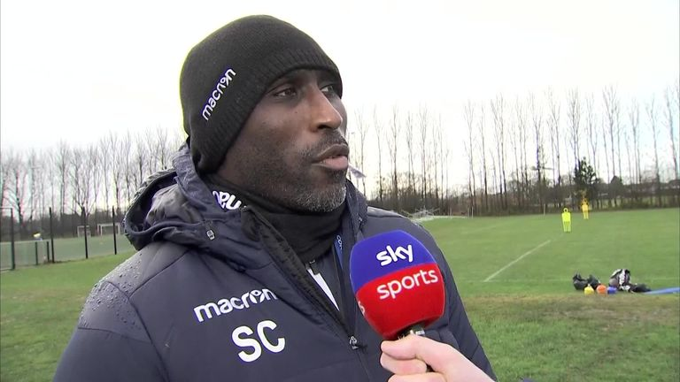 Sol Campbell gives Macclesfield squad 'clean slate' ahead of managerial debut | Football News |