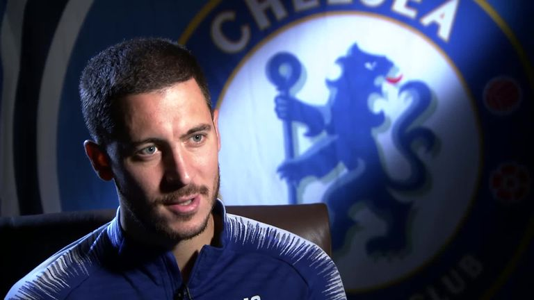 Eden Hazard makes Chelsea FC admission about captaincy