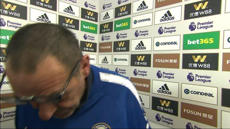 Chelsea players had too much confidence, says Maurizio Sarri | Football News |