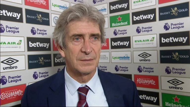Manuel Pellegrini targets top-half stay for West Ham after moving up to 10th | Football News |