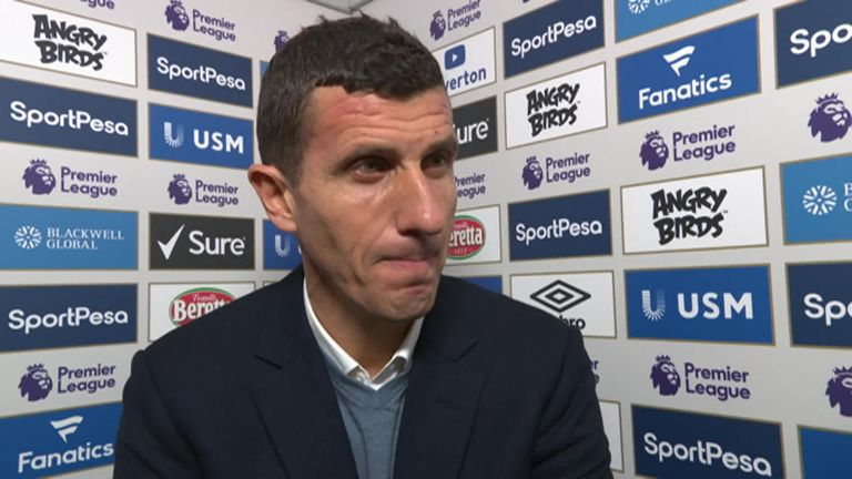 Gracia: We deserved three points