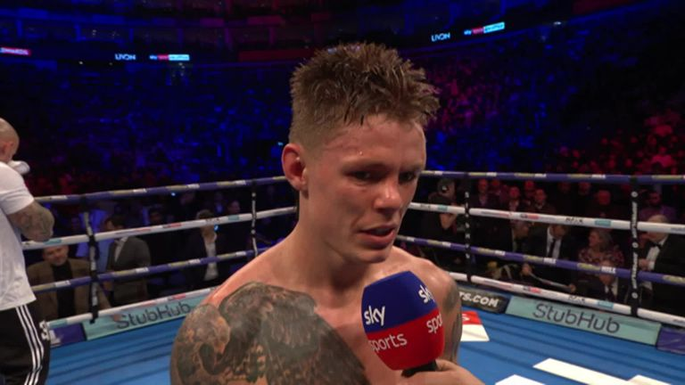 Whyte vs Chisora 2: Charlie Edwards rips WBC flyweight world title from Cristofer Rosales in London  | Boxing News |