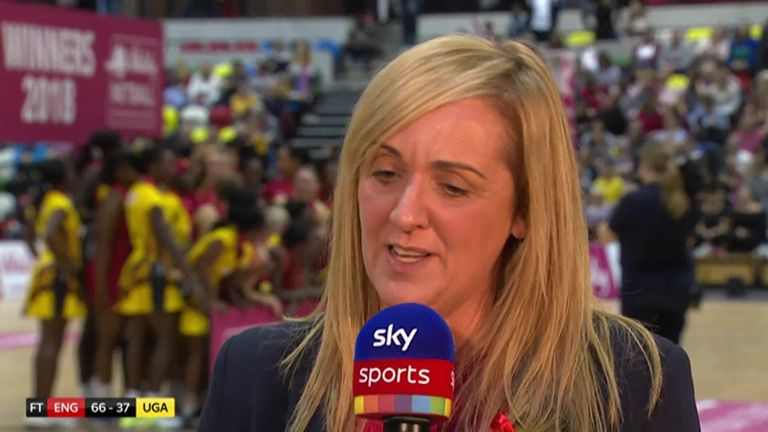 Neville admits she has selection dilemmas ahead of the World Cup in Liverpool