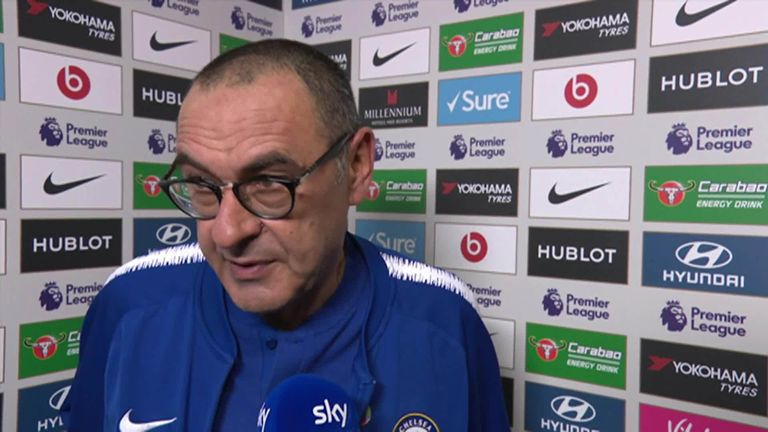 Result most important for Chelsea, says Maurizio Sarri | Football News |