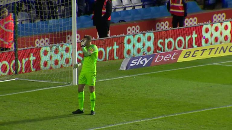 WATCH: Declan Rudd's howler as Maikel Kieftenbeld's tame effort slips through goalkeeper's legs | Football News |
