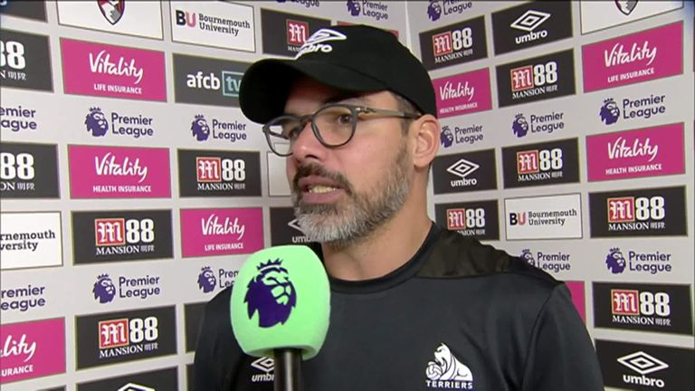 David Wagner says Huddersfield gave Bournemouth Christmas presents at both ends of pitch | Football News |