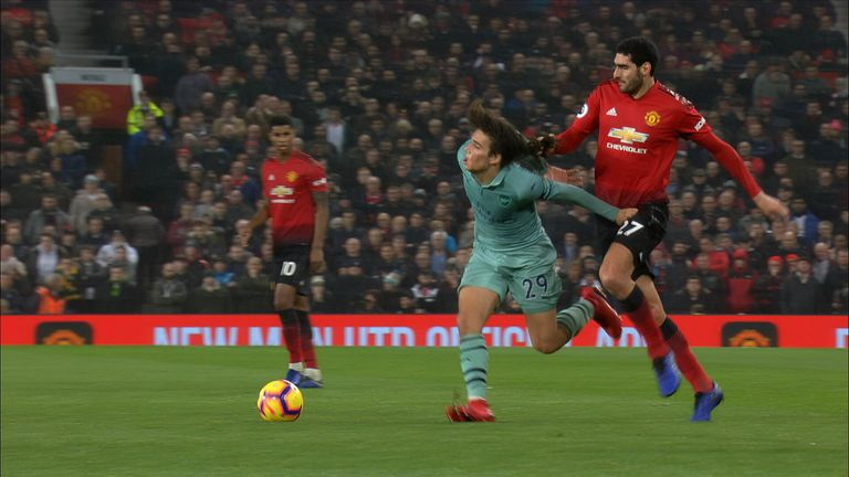 Marouane Fellaini set to escape ban as Matteo Guendouzi trolls Belgian