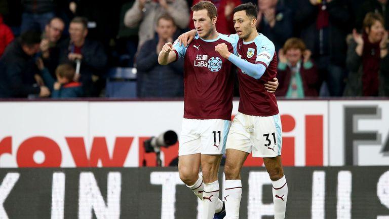 Burnley 2-0 West Ham