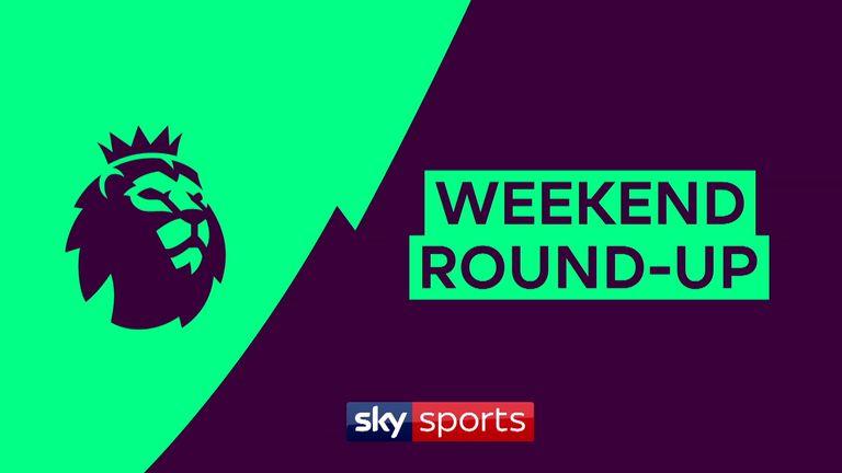 f2ba169aec4 Premier League Weekend Round-up | Video | Watch TV Show | Sky Sports