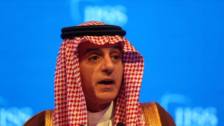 Saudi Arabia's Foreign Minister Adel bin Ahmed Al-Jubeir has refused to allow extradition