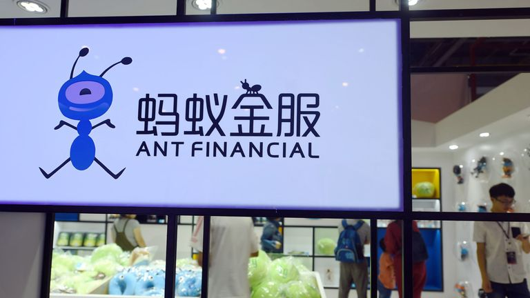 Ant Financial in talks to buy UK curency exchange start-up WorldFirst