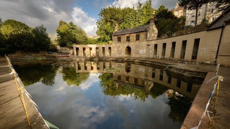 Cleveland Pools in Bath will be restored thanks to the lottery grant
