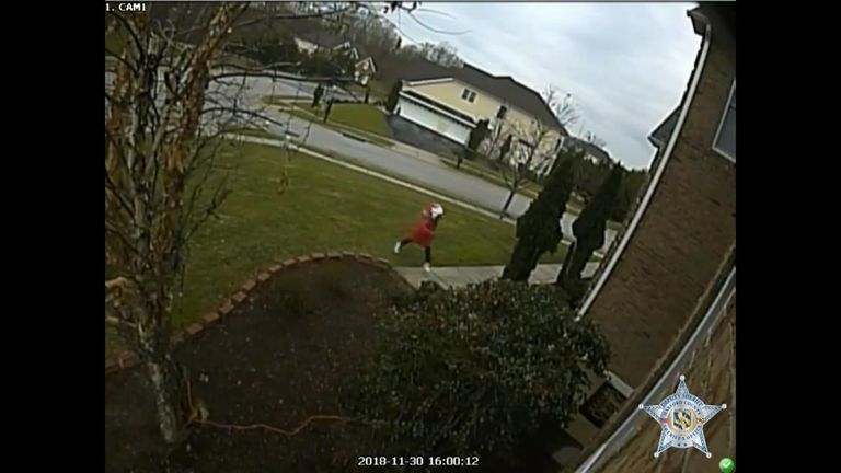 Child thief in Bel Air, Maryland