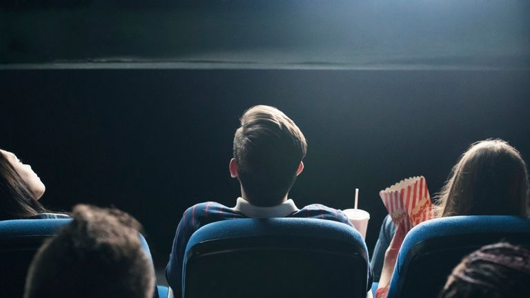 Cinema attendance has risen this year