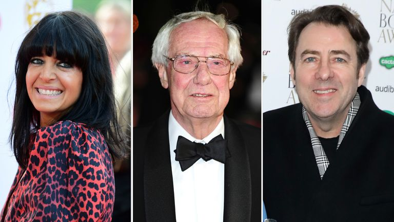 (L-R) Claudia Winkleman, Barry Norman and Jonathan Ross have all hosted Film