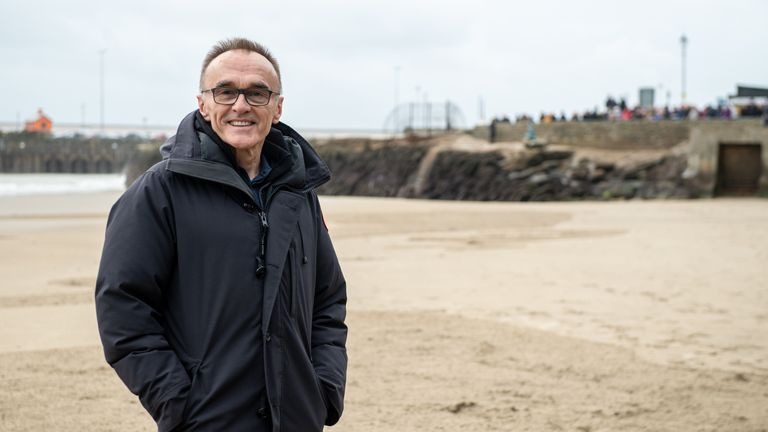 The director Danny Boyle is said to have turned his offer down
