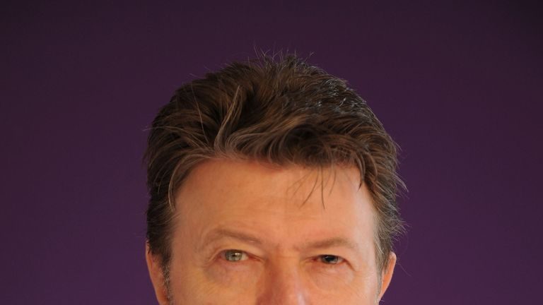 David Bowie turned down the offer twice