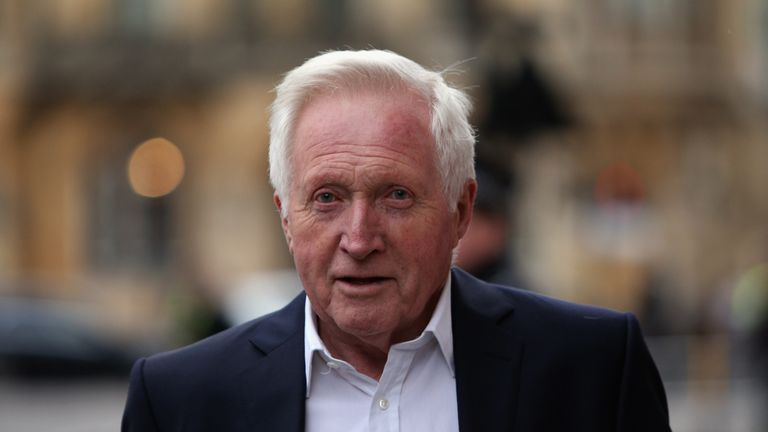 Dimbleby has presented Question Time since 1994