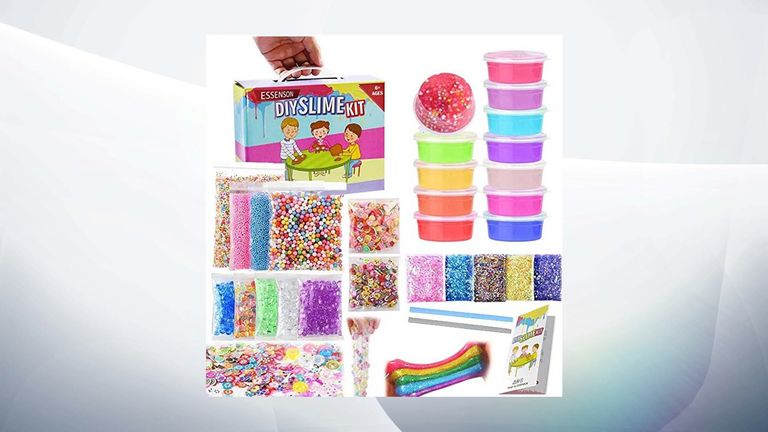 The DIY Slime Kit made by Essenon exceeded the safety limit for boron. Pic: Amazon/Essenon