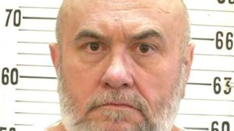 Edmund Zagorski was executed by electric chair on 1 November