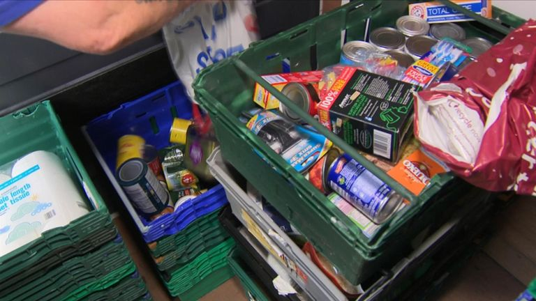 Fans Supporting Foodbanks says that to keep up with demand, donations need to be doubled