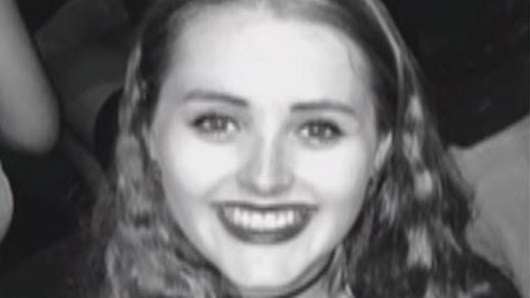 Grace Millane - british backpacker missing