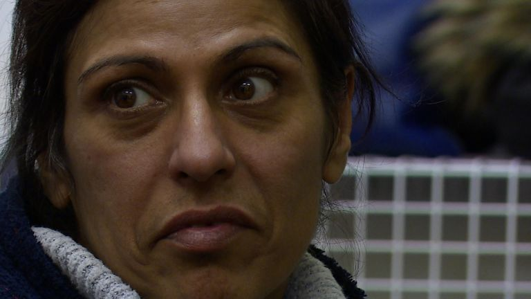 Parminder Jeet has been without a home for two years