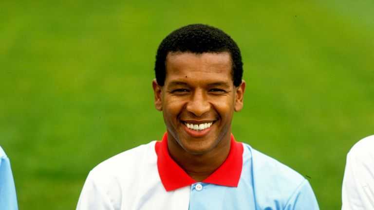 Howard Gayle refused one because of the empire and colonialism's past