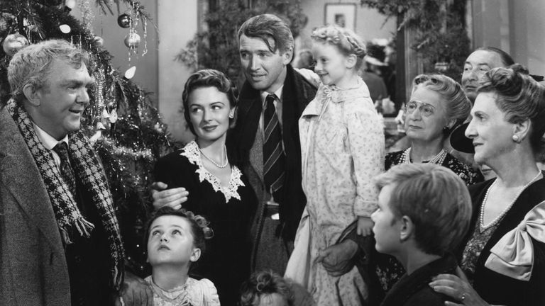 It's A Wonderful Life topped the national poll
