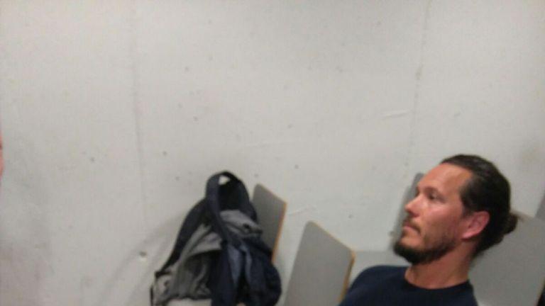 Jamie Acourt arrested. Pic: NCA