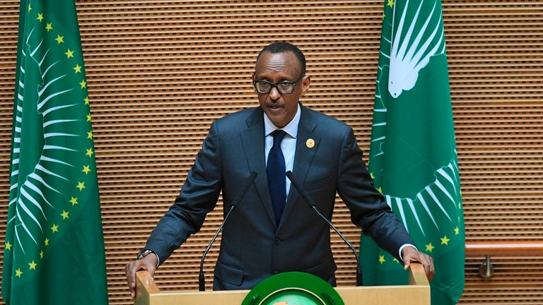 Paul Kagame is credited with creating stability in Rwanda - but has grown increasingly authoritarian