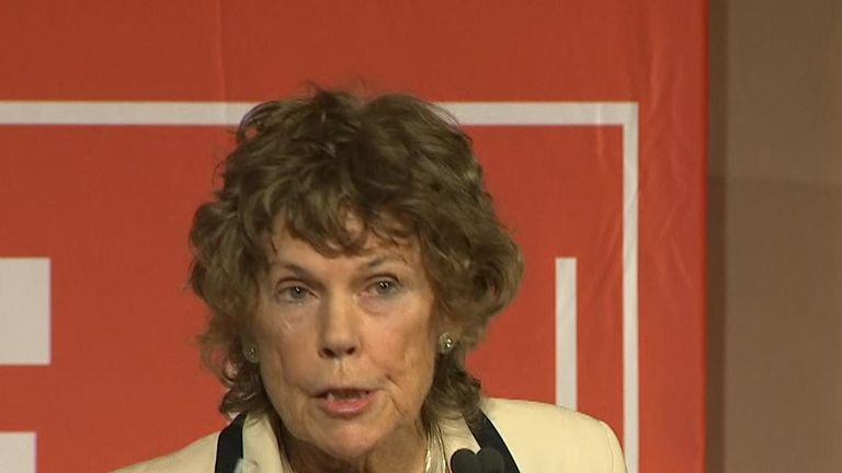 Labour MP Kate Hoey is critical of Theresa May's Brexit deal