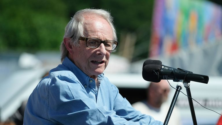 Ken Loach said an OBE represented all that was despicable to him