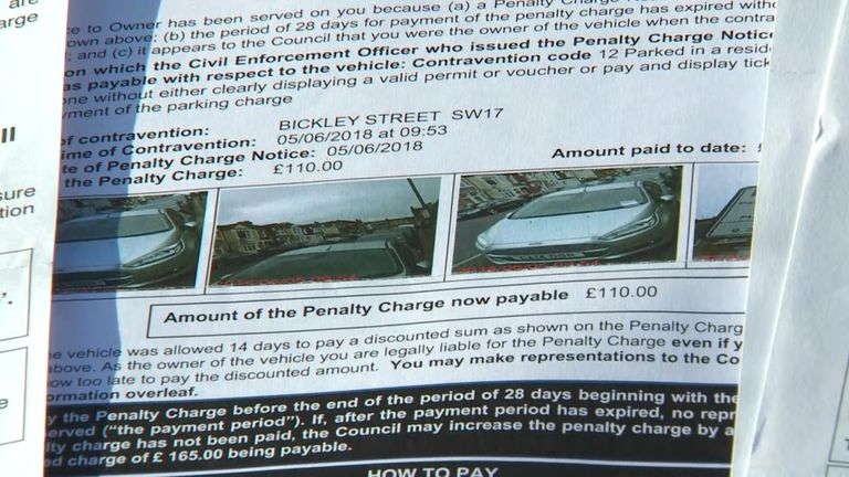 Thousands of drivers are potentially receiving fines for crimes they did not commit