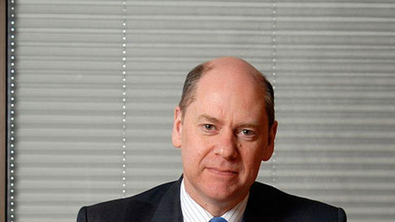 Lord Jonathan Evans. Pic: MI5